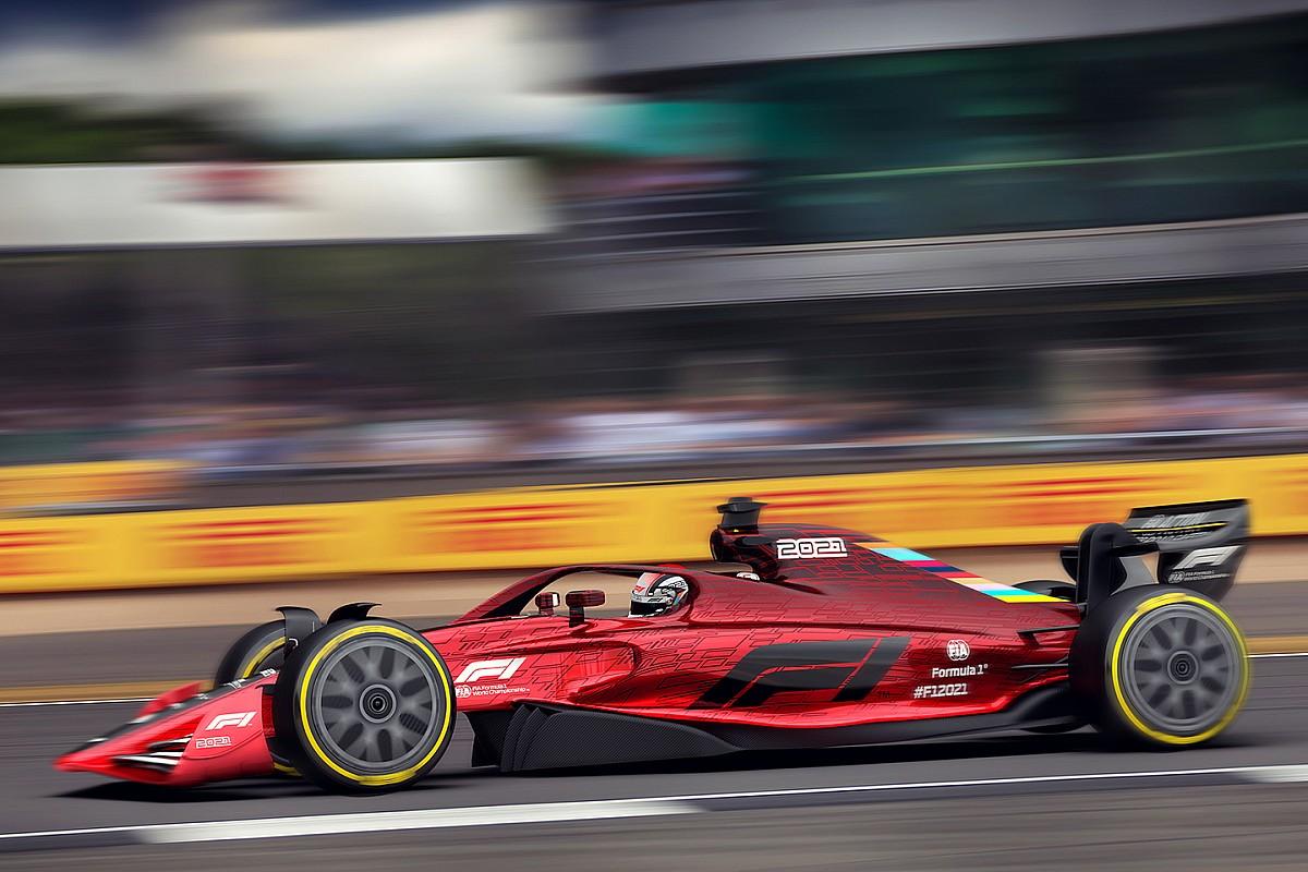 F1: el DRS será menos decisivo en los adelantamientos en 2022