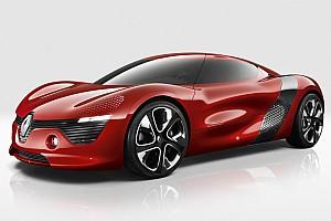 Renault DeZir, un cambio di stile decisivo