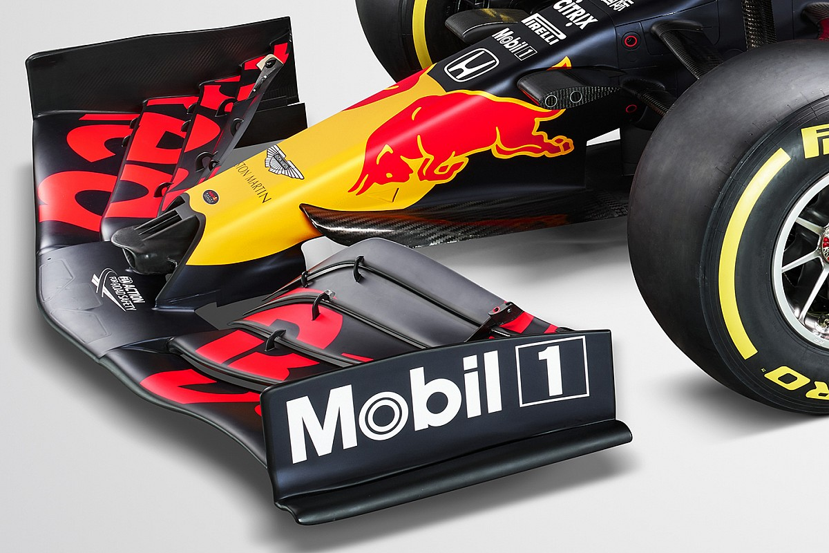 Technique - Ce que cache le nez de la Red Bull RB16