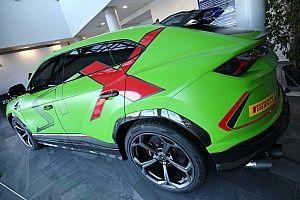 Fotogallery Lamborghini: uno sguardo da vicino alla Urus ST-X