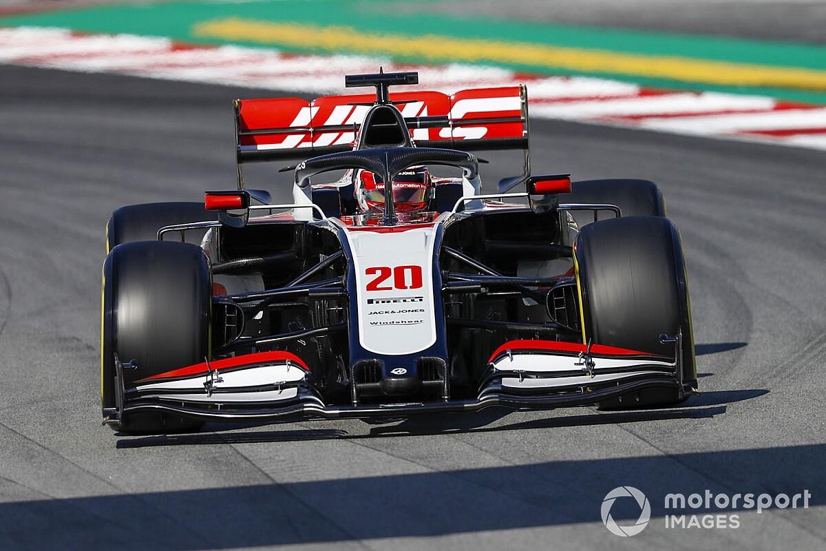 Nagyon nagyot léphetett előre a Haas a 2020-as F1-es szezonra