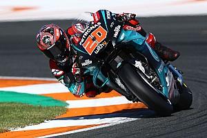 Куартараро и еще две Yamaha быстрее всех на тестах MotoGP