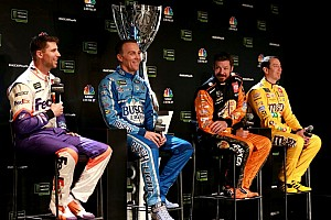 "Vorschau NASCAR-Finale 2019: ""Die 'Big Three' mit dem Neuen"""