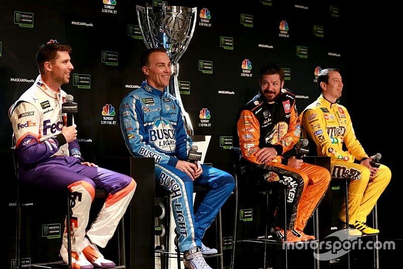 """Vorschau NASCAR-Finale 2019: """"Die 'Big Three' mit dem Neuen"""""""