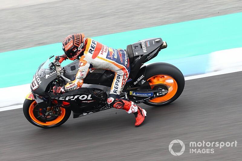 Test MotoGP Jerez, Giorno 2: Marquez al top alle 12