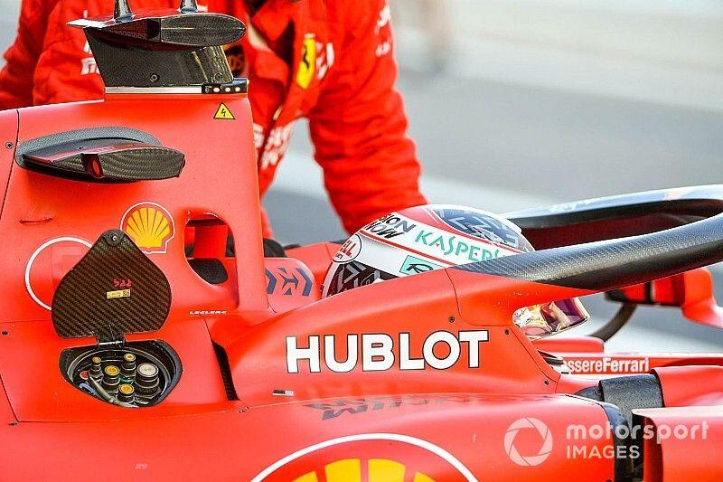 Ferrari: 130 giri a Jerez per Leclerc con le Pirelli da 18