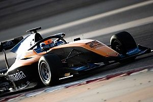 Peroni leads Hughes in Bahrain F3 testing
