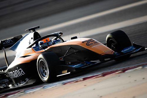 F3-test Bahrein: Peroni snelste, Verschoor op P6 en Viscaal op P21