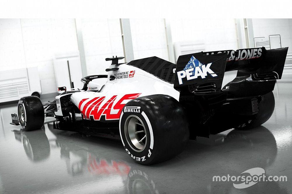 """Haas busca se levantar após """"duro processo de aprendizado"""""""