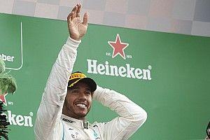 Hamilton: Üzerimdeki baskı hiç bu kadar fazla olmamıştı