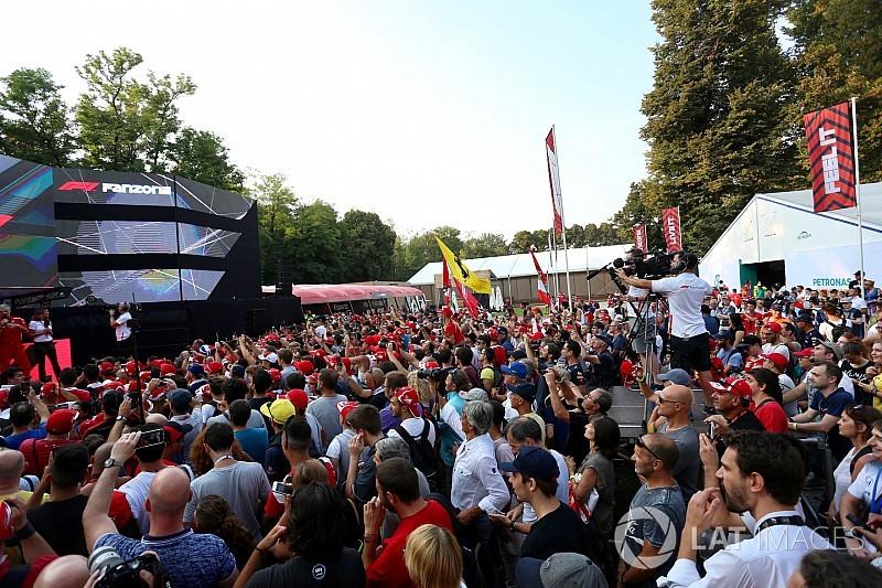 Formel 1 Monza 2018: Das 1. Training im Formel-1-Liveticker