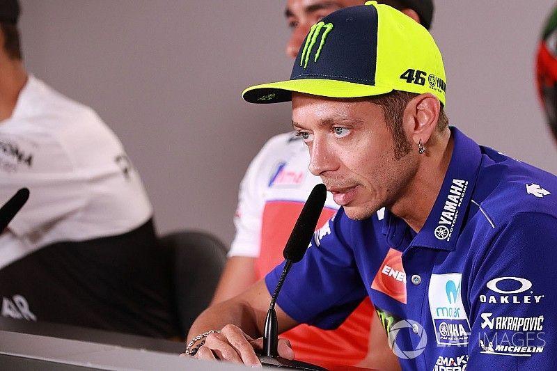 """Rossi: """"El problema de Yamaha es que se creyó la centralita única; los demás, no"""""""