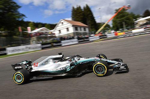 Mondiale Costruttori F1: la Mercedes ha guadagnato cinque punti in Belgio