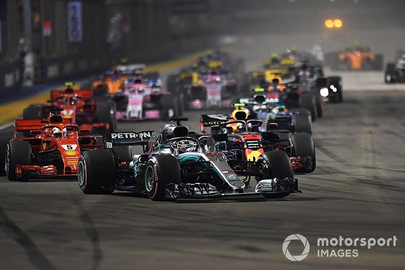 Гран При Сингапура: пять быстрых выводов