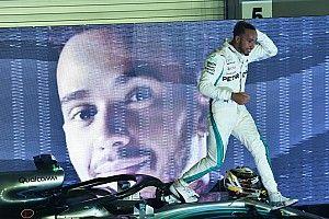 """Hamilton: """"No esperaba salir de aquí con esta ventaja"""""""