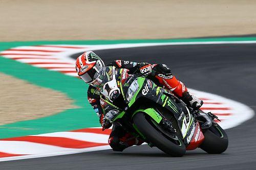 Las Kawasaki dominan en el arranque del WorldSBK en Magny Cours