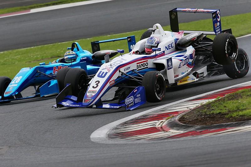 三浦愛「やっと戦えたというレース。課題はあるが、次戦岡山に向けて良い流れが作れた週末だった」
