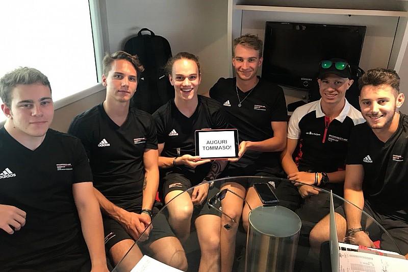 Carrera Cup Italia, Mugello: gli auguri dello Scholarship Programme a Mosca