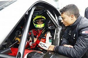 DTM: Die Bilder von Mick Schumachers Demorunden im Mercedes