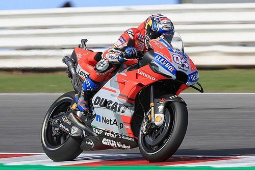 Misano MotoGP: Dovizioso heads Ducati 1-2 in FP2