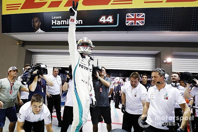 シンガポール予選:驚愕! ハミルトン、昨年のタイムを3.4秒更新PP