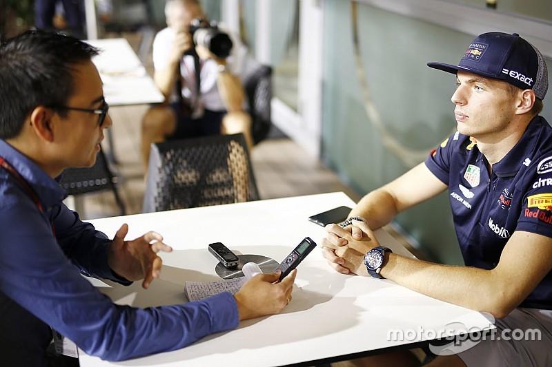 Exclusief interview met Verstappen: over zijn mooiste duels, meest geniale acties en zuurste momenten in F1