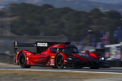 Laguna Seca IMSA: Tincknell puts Mazda on top in warm-up