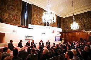Motorsport business leaders address the sport's future at London Forum