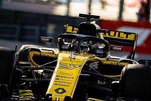 Hülkenberg geeft toe: Renault heeft ontwikkelingsstrijd verloren