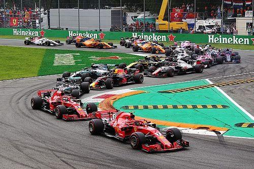 GP Włoch zostanie w F1 przez pięć lat