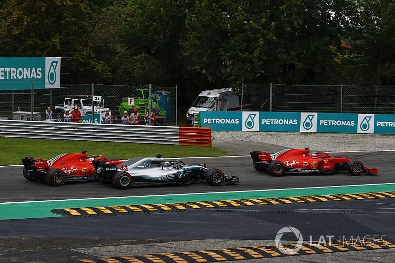 "Häkkinen kritisiert Ferrari: Monza ""Fehler der Teamführung"""