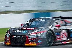 Audi R8 LMS Cup Tiongkok: Wakil Indonesia kembali podium