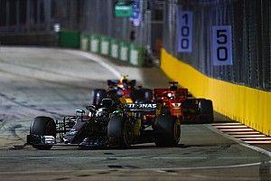 Whiting bicara peluang tim F1 turunkan mobil ketiga