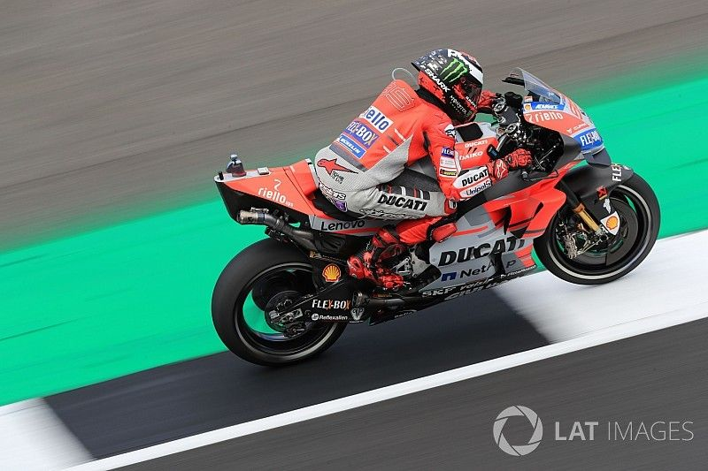 """Lorenzo: """"Had graag langer bij Ducati willen blijven"""""""