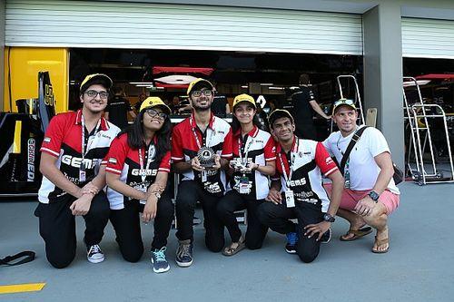 La finale mondiale de F1 in Schools diffusée sur Motorsport.tv