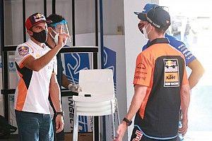 Tatap Muka Perdana Marquez-Espargaro sebagai Pembalap Honda