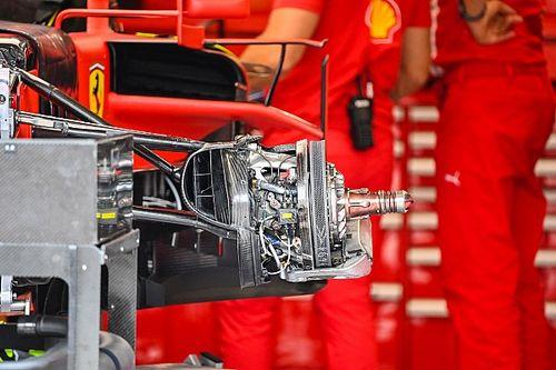 Összesített nagy F1-es technikai képgaléria a Magyar Nagydíjról