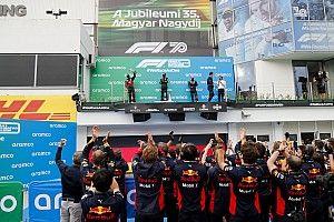 Estado del campeonato después del GP de Hungría