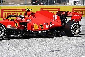 """Leclerc: """"Vettel'in kazada hiç suçu yok"""""""