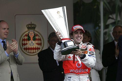El récord de Alonso en Mónaco que aún sigue vigente