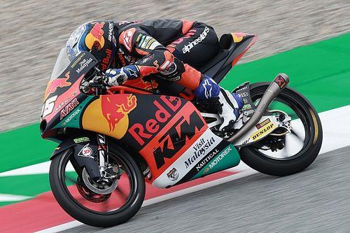Moto3, Red Bull Ring: seconda pole di fila per Fernandez
