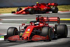 Ferrari elogia la gestión de los neumáticos de sus pilotos