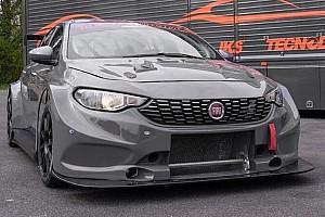 Fotogallery: ecco la rinnovata Fiat Tipo TCR di Tecnodom Sport