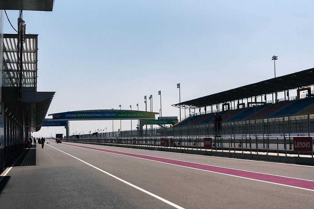 Beberapa Bagian Sirkuit Losail Mulai Diubah untuk Formula 1