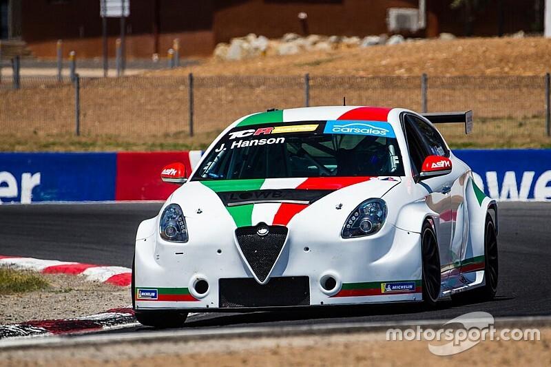 Le Alfa Romeo TCR di scena in Asia Pacific Cup al fianco della F1