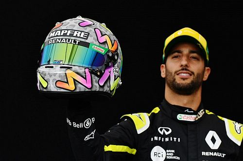 Ricciardo wrócił na tor