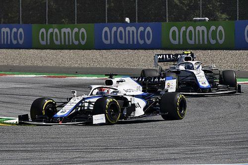 """Williams'ın """"güçlü"""" güncelleme paketini Britanya'da her iki sürücü de alacak"""