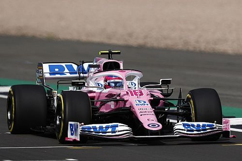 Tests F1 : Racing Point avec sa RP20, Renault avec Ocon