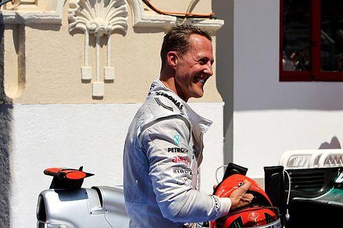 Már 8 éve, hogy Schumacher megszerezte az utolsó F1-es dobogóját: érzelmes képek