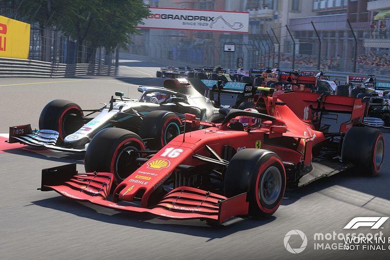 F1 Sanal Yarış Serisi 31 Ocak'ta geri dönüyor